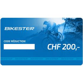 Bikester Chèques Cadeaux, CHF 200